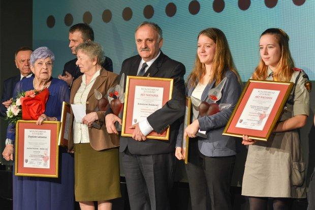 Bodak, Liput, Kozłowski i hufiec ZHP – Wolontariusze Roku 2018