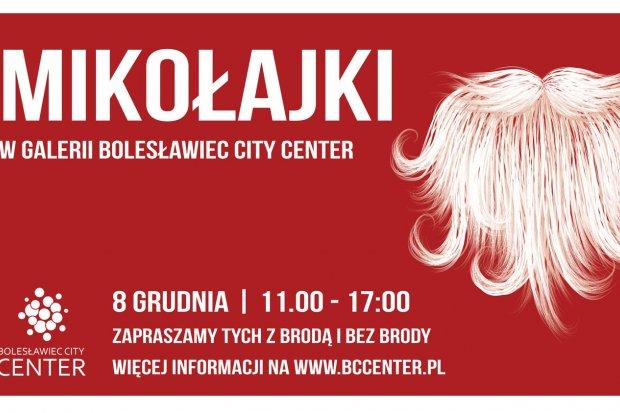 W sobotę mikołajki w Galerii Bolesławiec City Center!