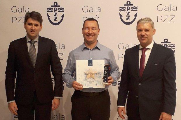 Uczniowski Klub Żeglarski Pirat Bolesławiec doceniony przez Polski Związek Żeglarski