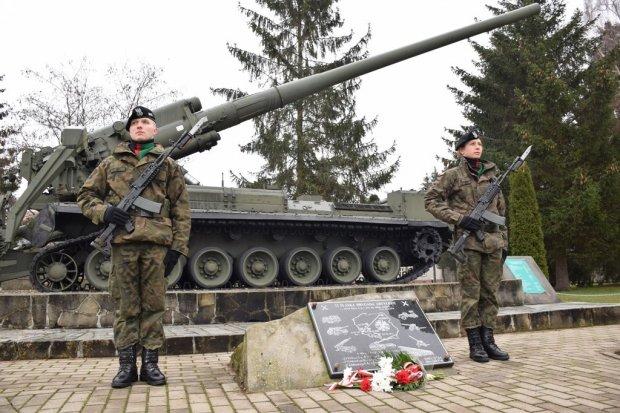 Święto artylerzystów w Garnizonie Bolesławiec
