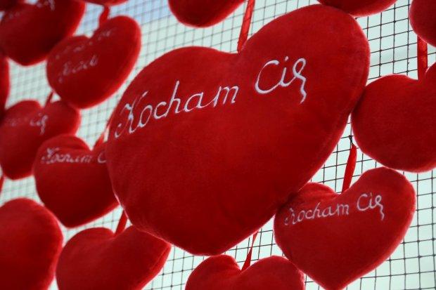 Walentynkowe życzenia w BOK–MCC