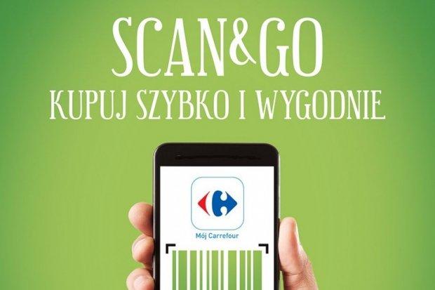 Carrefour Bolesławiec: błyskawiczne zakupy Scan&Go zobacz, jak to działa!