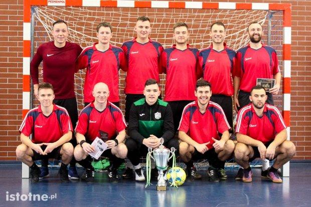 Drużna All Stars Mistrzem Futsal Ligi