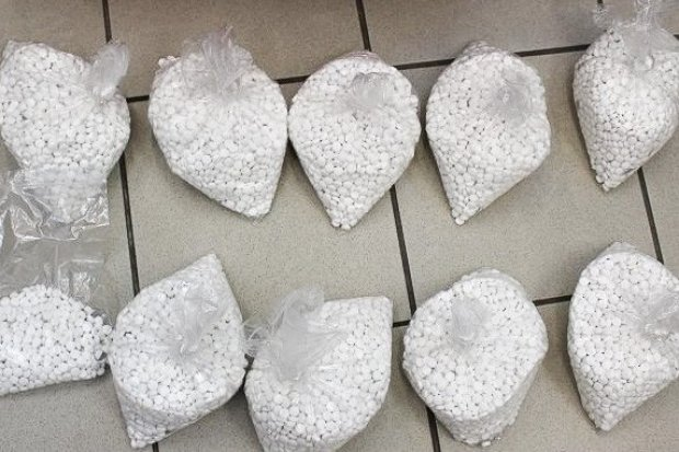 Zabezpieczyli 29 tys. tabletek do produkcji narkotyków. Dwie osoby aresztowane