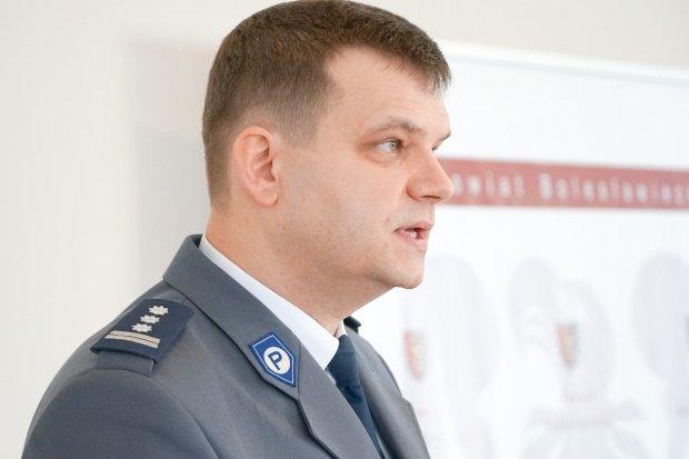 Szef policji o nowej komendzie: prace mogą ruszyć jeszcze w tym roku