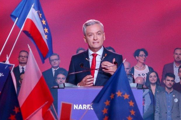 Kandydat na prezydenta Robert Biedroń będzie w Bolesławcu