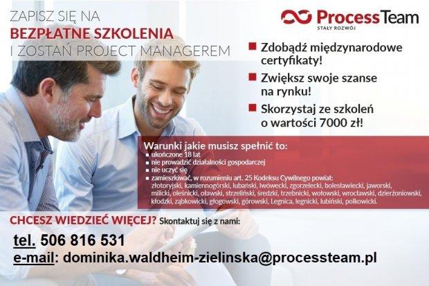 Zostań Project Managerem!