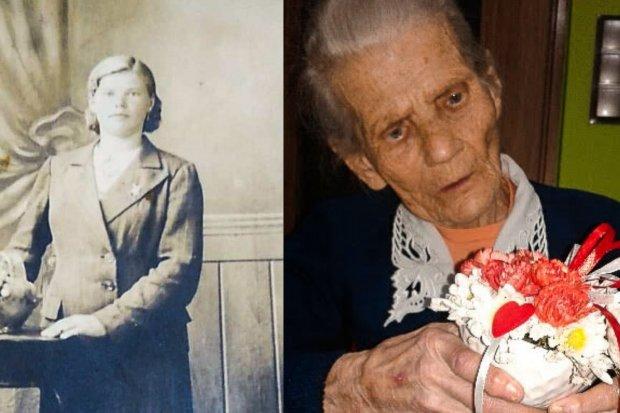 Eryka Mizerska z Ławszowej 15 lutego skończy 100 lat!