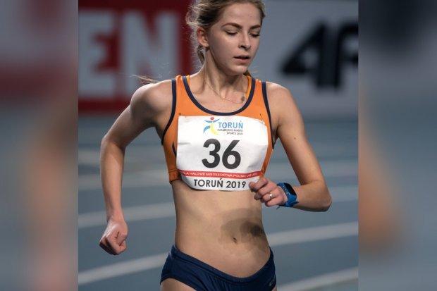 Marcelina Drozdek z Bolesławca zdobyła brąz w chodzie sportowym na 30 km