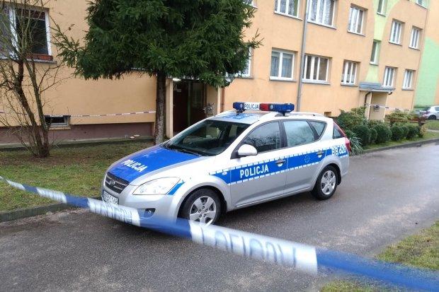 Brutalne podwójne zabójstwo w Bolesławcu: mężczyzna zabił dziecko i kobietę