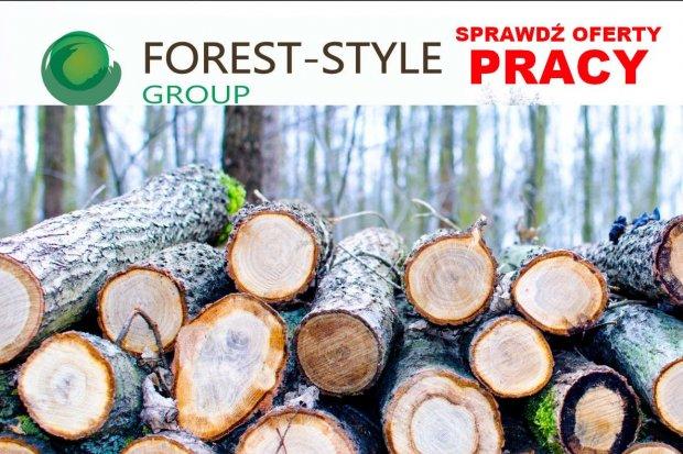 Forest Style: Praca dla operatorów maszyn stolarskich, wózków widłowych i na produkcji