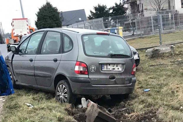 Warta Bolesławiecka: prawie 2 promile i ścięta latarnia