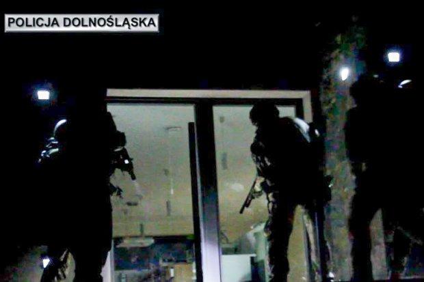 To nie policjanci z Bolesławca strzelali do psów. Weterynarz był na miejscu