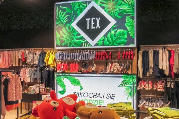 Marka ubrań Tex dostępna w butiku Carrefour w Bolesławcu!