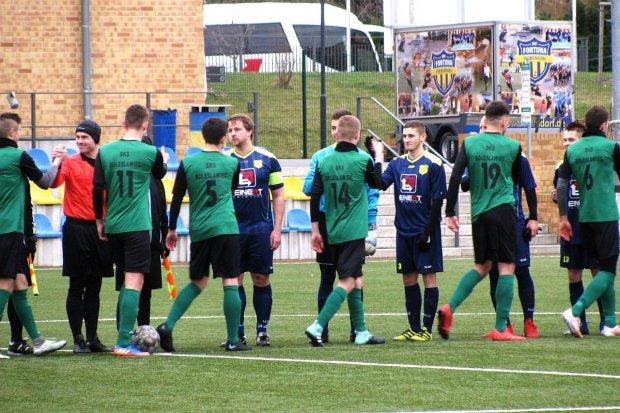 BKS: remis z SV Fortuna Trebendorf