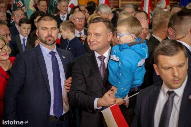 Wizyta Prezydenta Dudy w Bolesławcu. Czy żyjemy w innej Polsce?