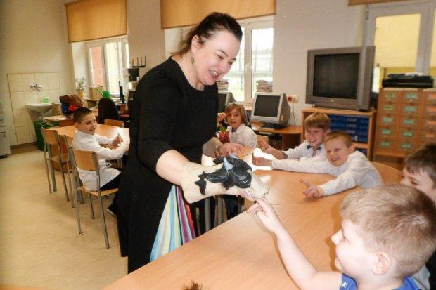 Wyjątkowy Międzynarodowy Dzień Pisarzy w Szkole Podstawowej nr 5