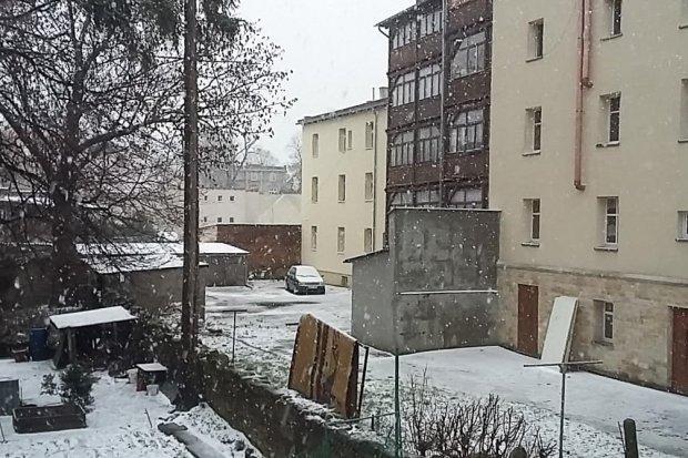 Zima znów atakuje!