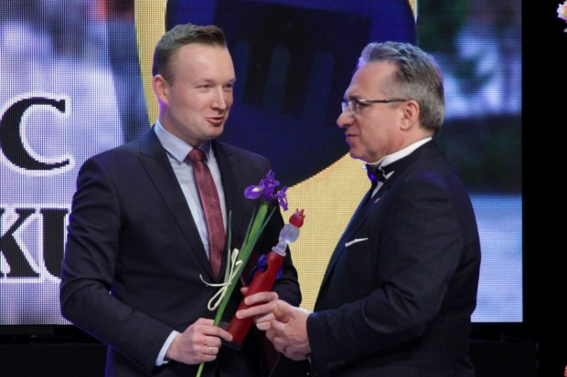 Mateusz Celmer z nagrodą prezydenta za promocję miasta
