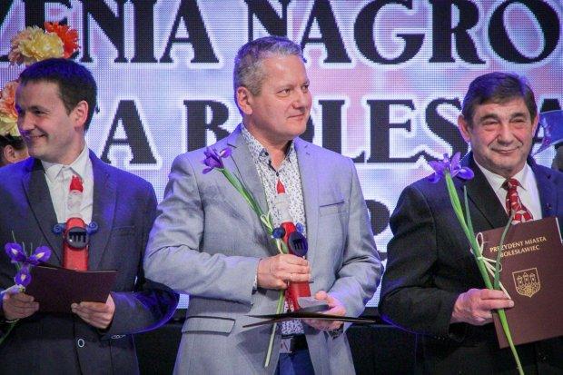 Dziennikarz Andrzej Stefańczyk z nagrodą za promocję w kategorii sport