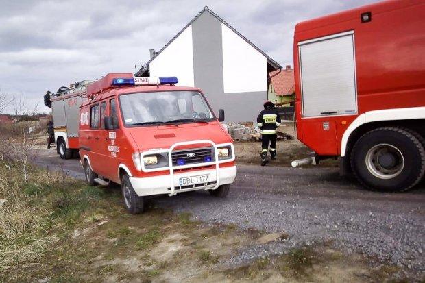 Wybuch gazu w Nowogrodźcu? Nie, próba ciśnieniowa