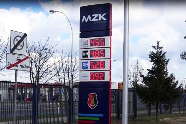 Skandaliczne ceny paliw: Czy Bolesławiec powinien pójść śladami Stalowej Woli?