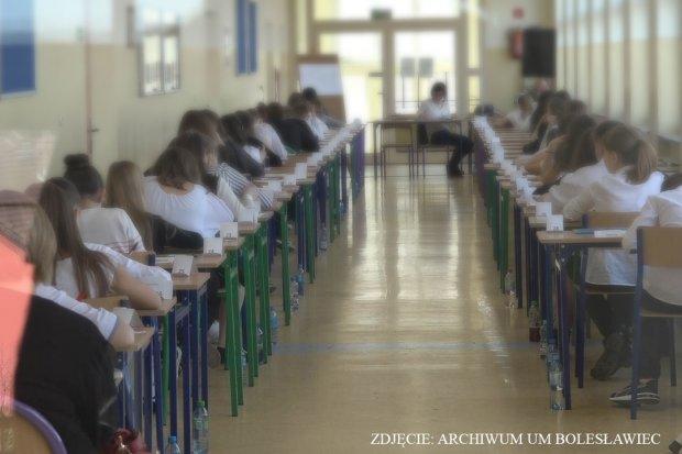 Egzamin gimnazjalny. Mamy dane dotyczące części matematyczno-przyrodniczej