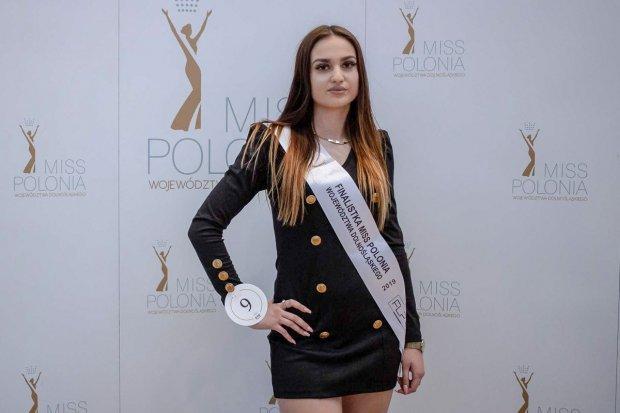 Natalia Maguder w finale Miss Polonia Województwa Dolnośląskiego 2019