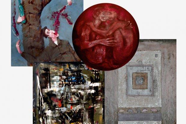 Wiosenne przesilenie: czterej ważni artyści w galerii BOK – MCC