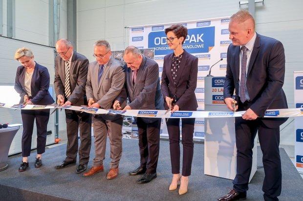 Odra Pak: nowy magazyn logistyczny na strefie i nowe miejsca pracy