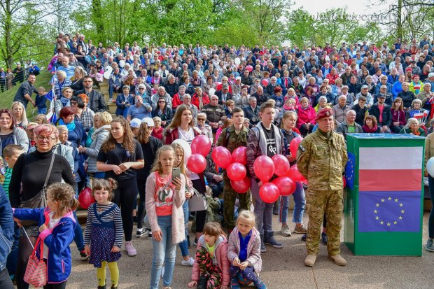 Bolesławianie świętowali 15-lecie Polski w Unii Europejskiej