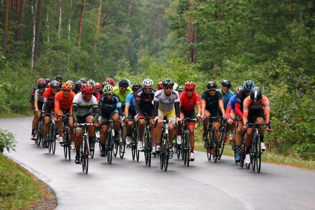 Wyścig rowerowy w gminie Gromadka. W niedzielę będą utrudnienia w ruchu