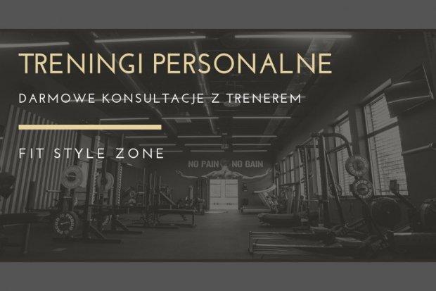 Treningi personalne z Fit Style Zone w Bolesławcu