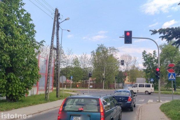 Uciążliwy przejazd ulicą Staszica