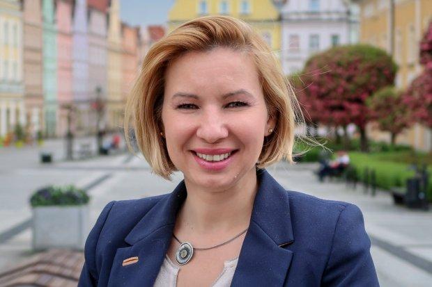 Elżbieta Stępień: Bolesławiec to wzór europejskiego miasta w Polsce