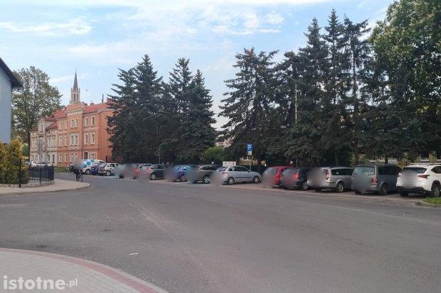 Czytelniczka: armagedon koło Mazowieckiej