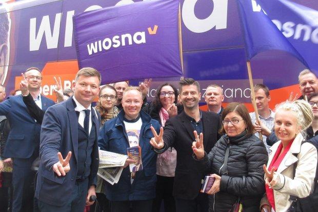 WIOSNObus w Bolesławcu
