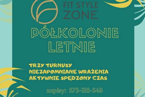 Półkolonie z Fit Style Zone