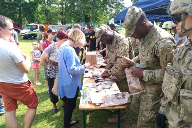 Jak wyglądają racje żywnościowe i ćwiczenia żołnierzy US Army?