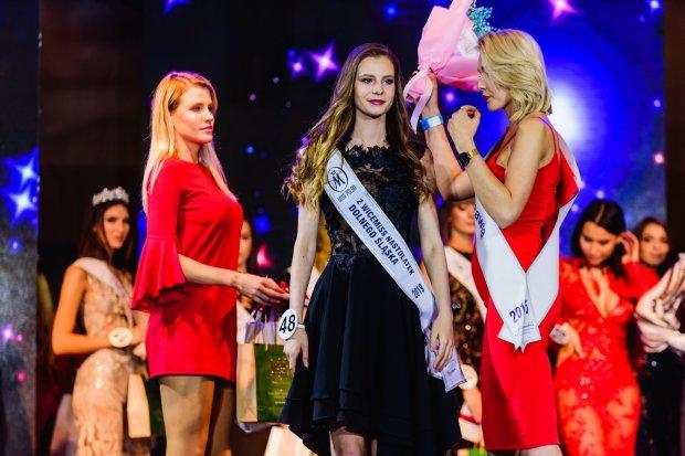 Druga Wicemiss Nastolatek Miss Polski z Bolesławca