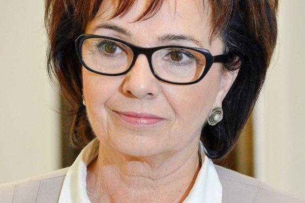 Elżbieta Witek nową szefową MSWiA. Zastąpi Joachima Brudzińskiego