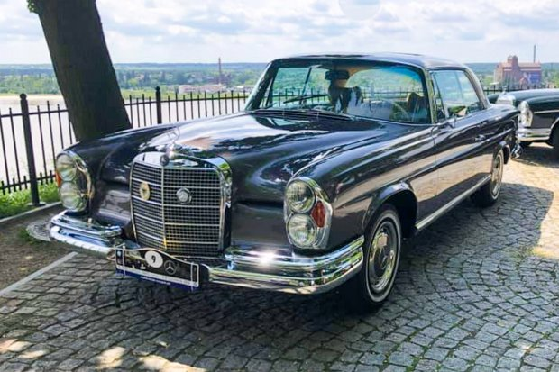 Zlot Zabytkowych Mercedesów StarDrive Poland 2019