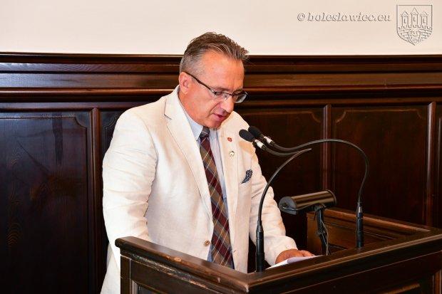 Absolutorium dla Piotra Romana i raport o stanie miasta Bolesławiec