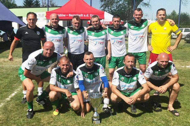 Oldboje BKS ponownie wygrali turniej w Zawidowie