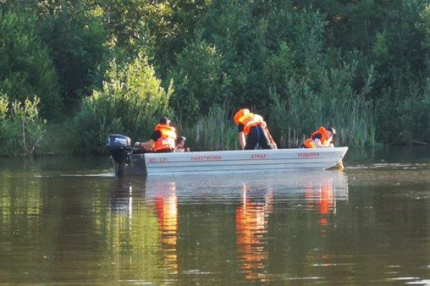 Tragedia w Gierałtowie: wyłowili ciało 48-latka
