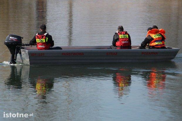 Bądź bezpieczny nad wodą. W weekend utonął 48-latek