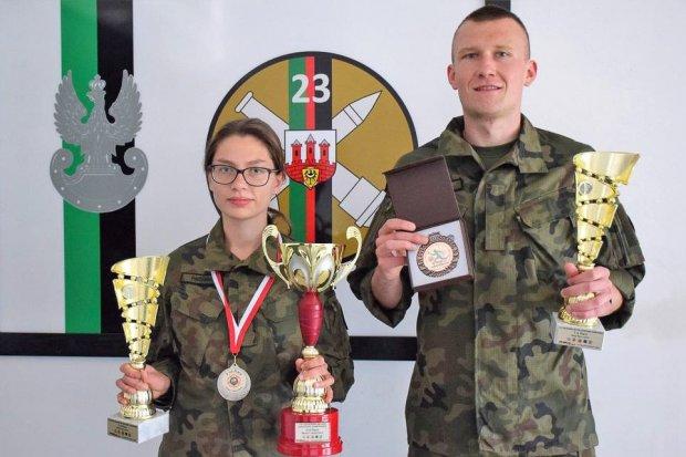 """Nasi wojskowi """"orientaliści"""" z medalami IV Międzynarodowych Mistrzostw"""