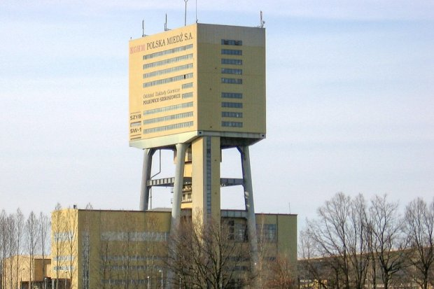 Wstrząsy w kopalniach KGHM-u. Górnik nie żyje