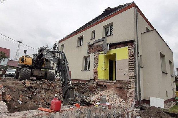 Rozbudowują gminne przedszkole w Gromadce