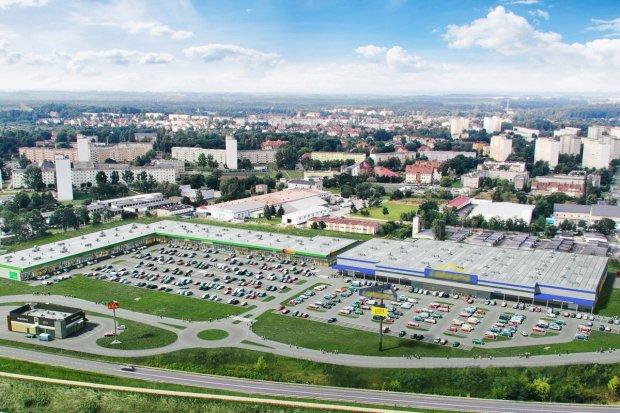 Ogromne centrum handlowe w Bolesławcu! Będzie Castorama i McDonald's?